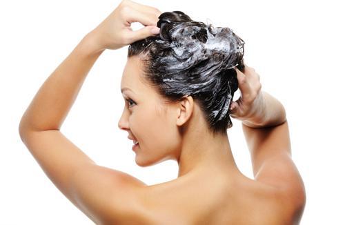 洗头水的使用步骤