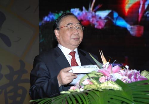 陈焕友参加昆山开发区国批20周年座谈会