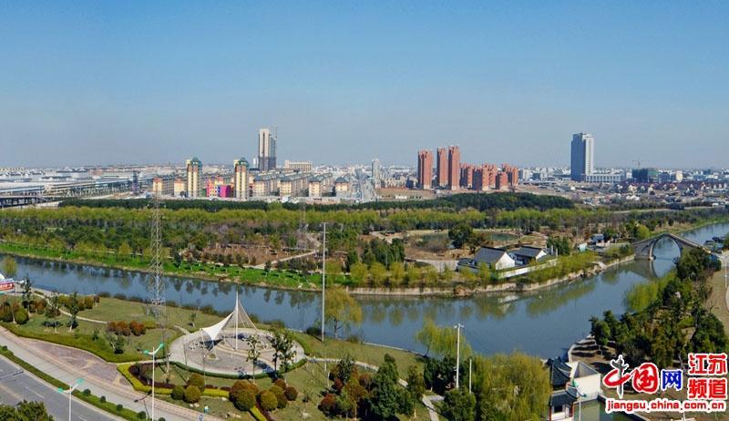 崛起的吴江经济开发区