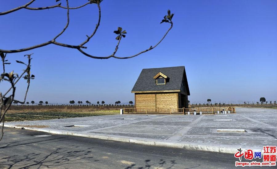 开心村的小木屋