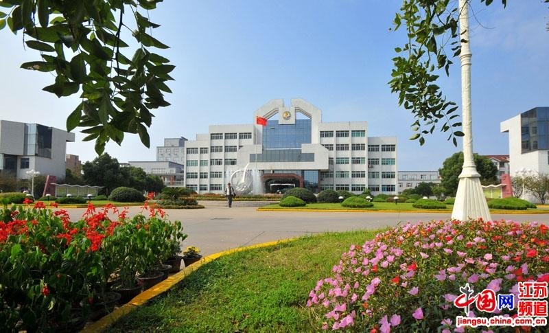 镇政府办公大楼