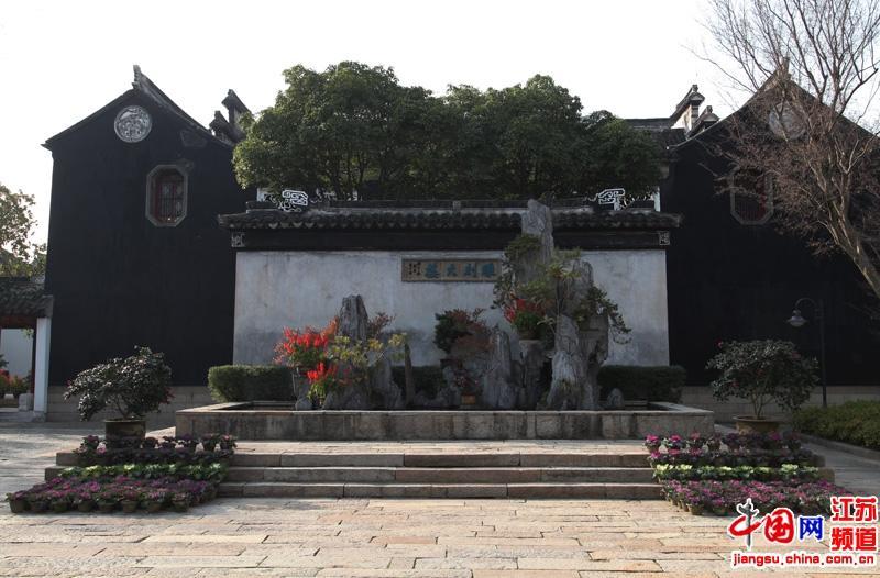 苏州雕花大楼