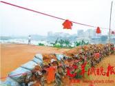 广东汕头一河堤3年塌7次 官方称非豆腐渣工程(图)