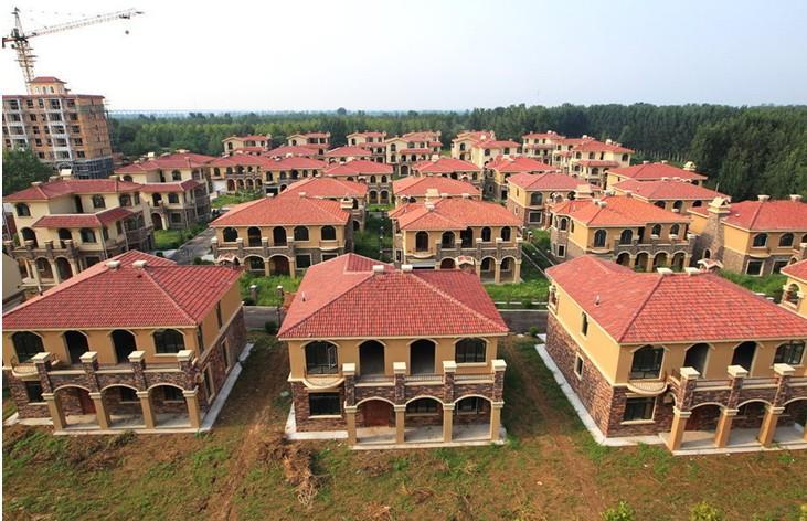 黄河郑州边现别墅群别墅称将全部拆除砖混官方设计图农村图片