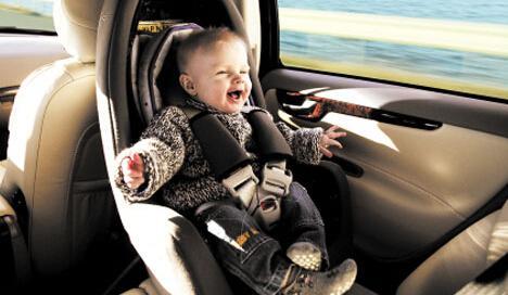 美国葛莱儿童安全座椅其实不安全