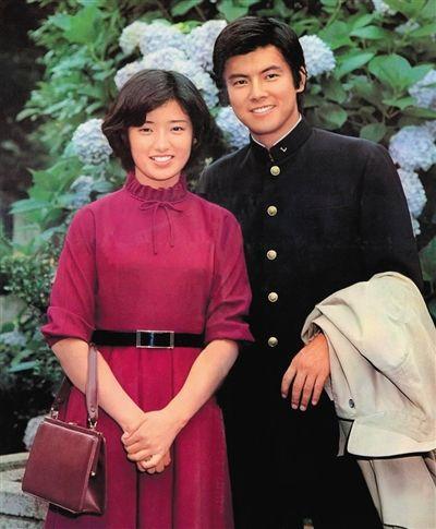 三浦友和&山口百惠-那些年父辈追过的日本女神 小鹿纯子 阿信 近况图片