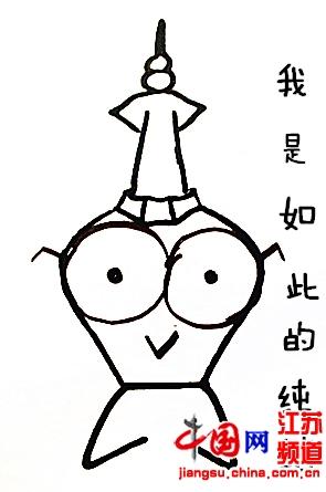 扬州特产简笔画