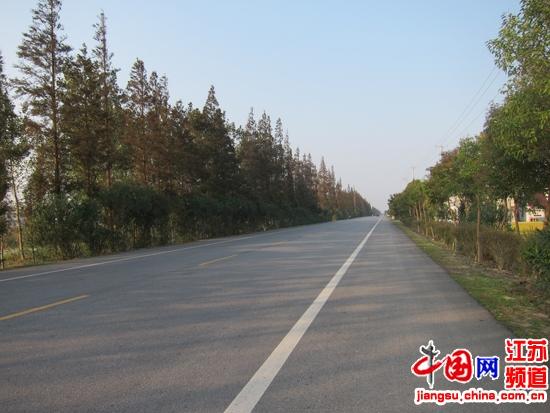 如东农村公路提档升级工程经省验收获得好评(图)