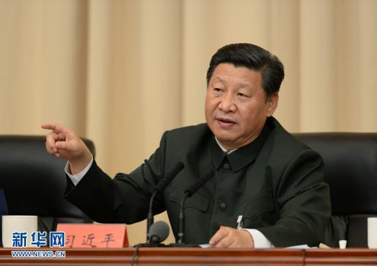习近平:做焦裕禄式的县委书记