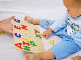 轻松学英语 5种方法让孩子记住单词