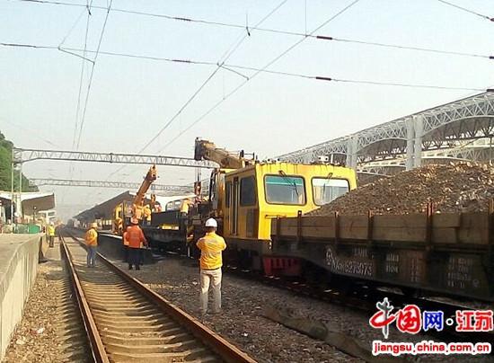 铁路便梁安装步骤