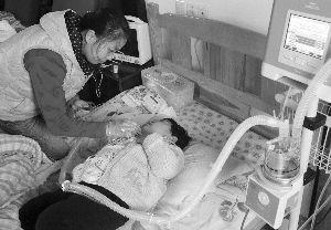 5岁女童患怪病暴增34斤病情严重出现呼吸衰竭