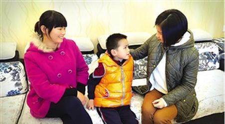 南京:思贤实小开展教育家访-活动优先的小学下关区吴江图片