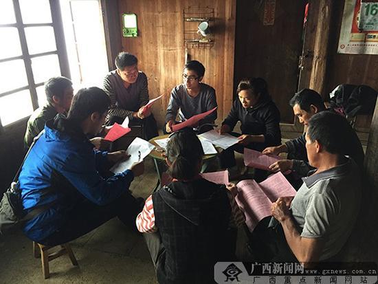 十二五 期间广西农村贫困人口逐年降低