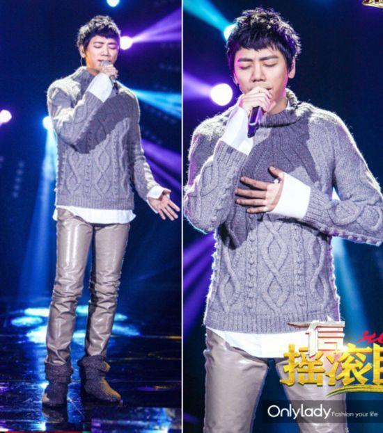 《歌手4》8进6李玟夺冠 大牌傍身成衣品担当上周五晚,《我是歌手4》第