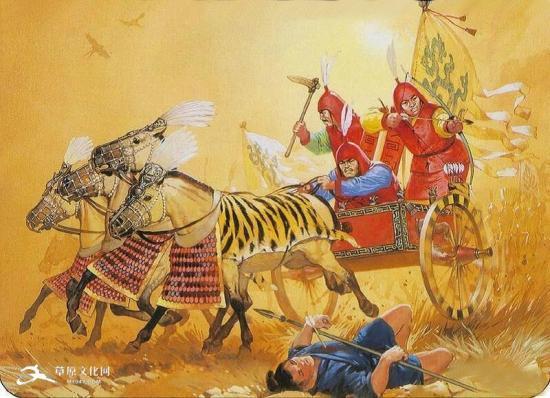 匈奴者,夏后也。夏桀败,其子熏粥妻桀之众妾,避居北野,随畜迁徙,中国谓之匈奴。作为一个骁勇善射的游牧民族,匈奴自公元前3世纪至公元5世纪一直活跃在中国东北到西北的辽阔土地上,并对丝绸之路的畅通和中原王朝构成很大威胁。匈奴这一草原奴隶制帝国与中原农垦基础的封建帝国在几百年间或战或和,统一中国的秦始皇就曾派兵北击匈奴并修筑万里长城。后来,随着与以汉族为主体的中原王朝的交往频繁,匈奴也逐渐演化,一部分与汉族等民族融合,一部分远走中亚与欧洲,在6世纪时渐渐消失。匈奴这一民族是否真正消失了呢?   匈奴是约公