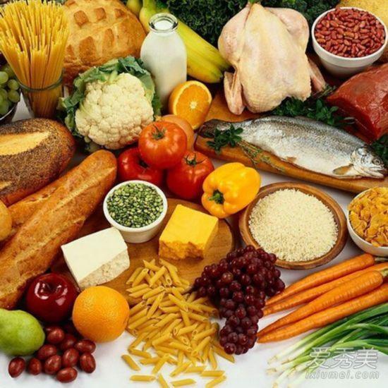 三类营养食物让你