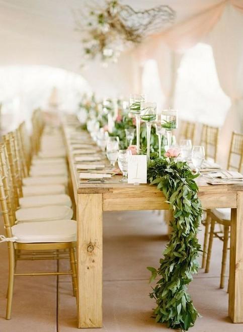 欧式婚礼室内布置