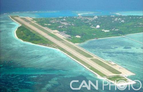 南海永兴岛机场年内通航