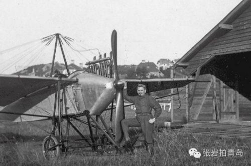 就连飞机也在被发明十年后
