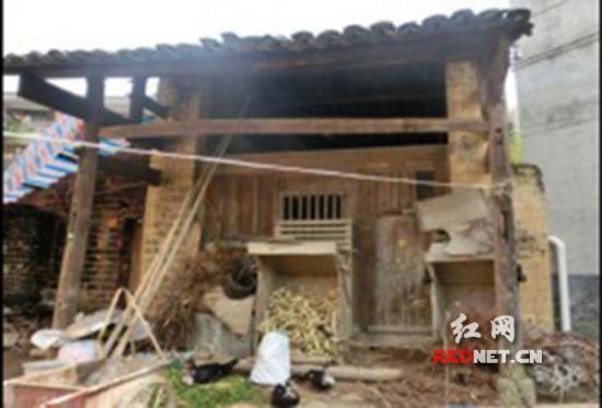 怀化市黄溪口镇木房子图片