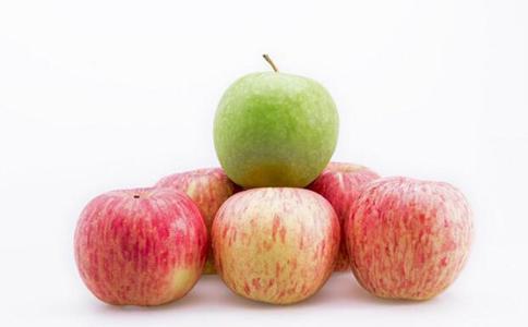 苹果连皮吃 竟有这六个好处