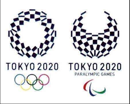 东京公布奥运新会徽 黑白格《市松模样》胜出图片