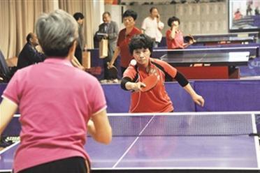 吴江区第十二届老年人乒乓球比赛落幕