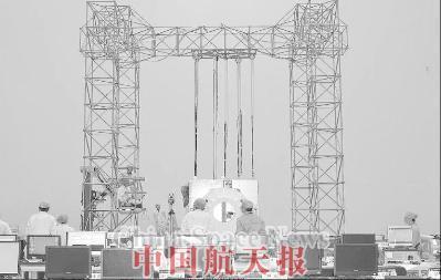 风云三号卫星振动试验获成功