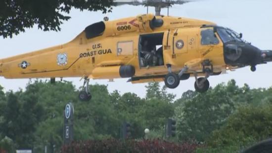 两架飞机上的四名飞行员全部获救