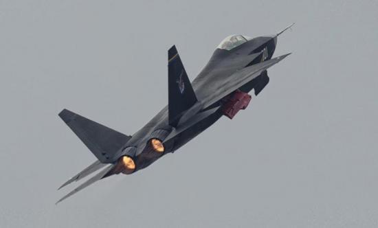 巴空军计划引进五代战机2030年实现70%国产