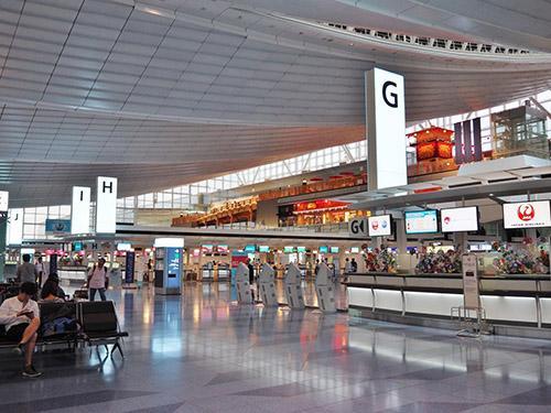 羽田国际机场免税店