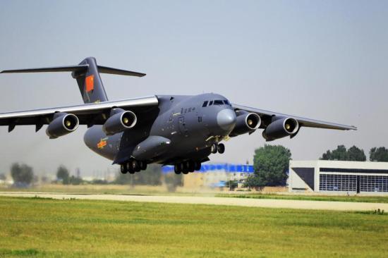 外媒称吉布提军队再购中国飞机:2架运-12交付