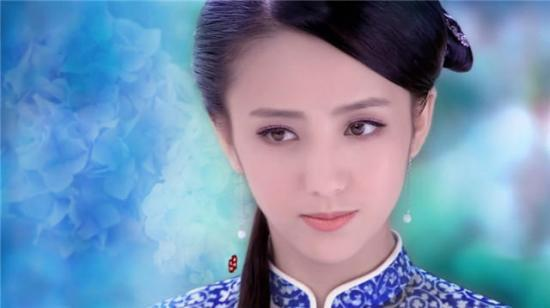最美古装女明星赵丽颖图片展示