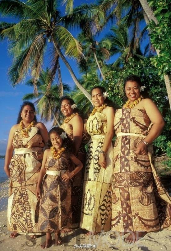 胖为美的汤加王国啦图片