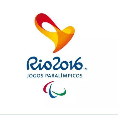 里约残奥会标志