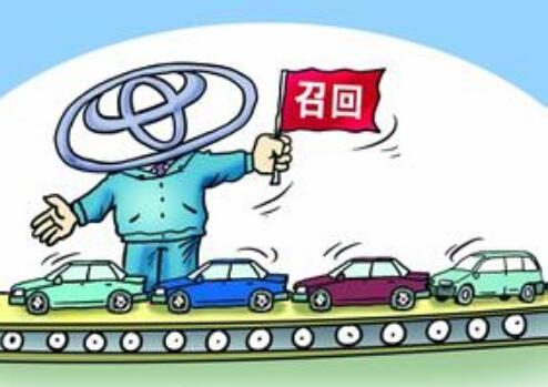 丰田全球召回汽车