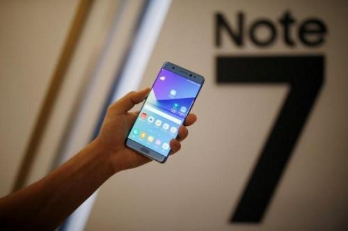 三星中国明确全球停售note7 并要求停用note7保持关机状态