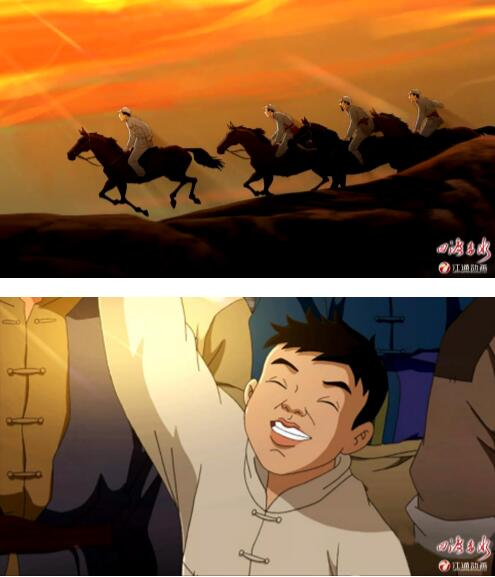 动画电影《四渡赤水》10.14上映 流行风与革命红碰撞