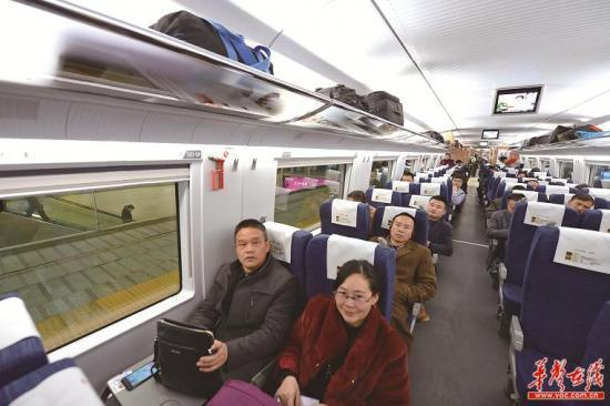 沪昆高铁将激活湖南高铁游 长沙至昆明只需6小时