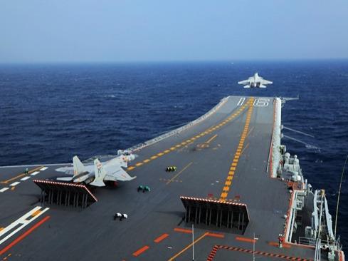 外媒:解放军正打造全球性海军 局部战力