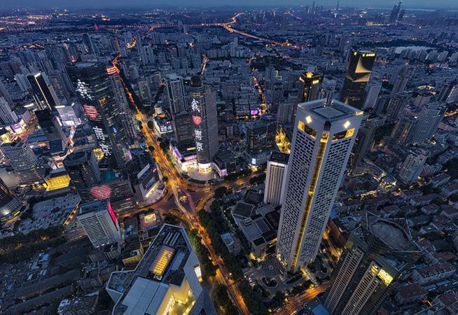 记录城市的美 带你领略南京绝美风光