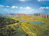 江苏南通啬园新景
