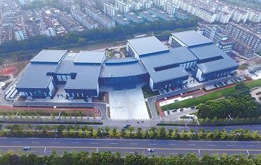 扬州游泳健身中心将开馆 总建筑面积约4.1万㎡