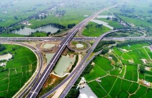 宿扬高速淮安段具备通车条件
