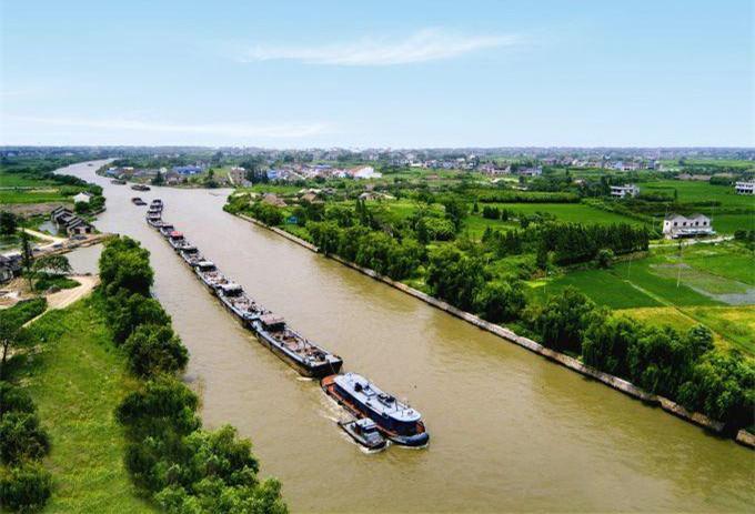 江苏推进大运河保护 传承文脉乡愁