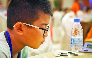 少年儿童围棋锦标赛