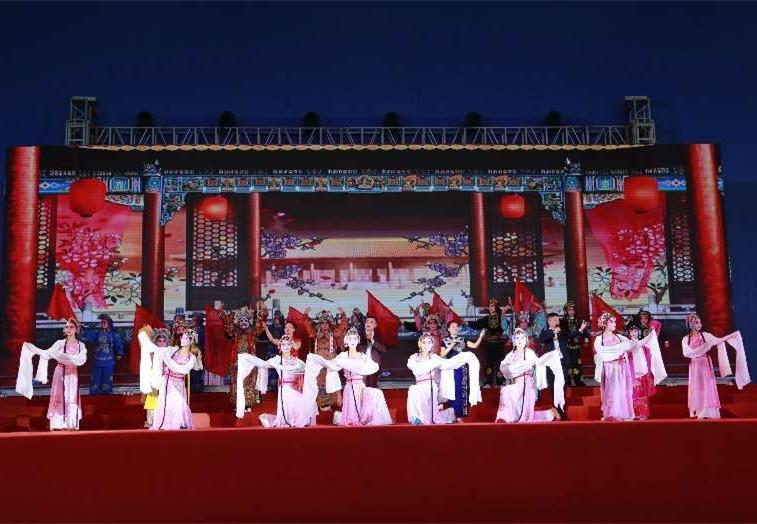 江苏第七届特奥会在射阳县举行