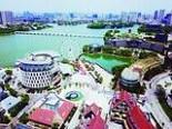 南京百家湖商圈升级