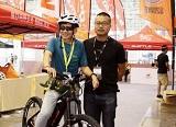 亚洲自行车展在南京举行